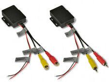 Zenec ZE-RVTX Wireless Funk Transmitter Kamera Auto KFZ Funk Kamera Module Set