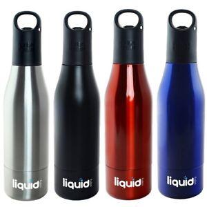 12 OZ Stainless Steel Insulator Beer Bottle Cooler Cold Beer Opener Multi-Colors