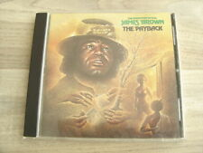 JAMES BROWN funk soul CD r&b The Payback hiphop rap samples breaks MACEO PARKER