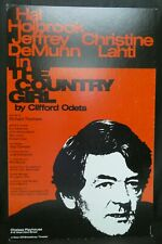 """The Country Girl Theater Broadway Window Card Poster 14"""" x 22"""""""