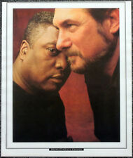 BOOKER T & THE MGS POSTER PAGE . BOOKER T & STEVE CROPPER . G34