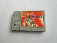 MSX Hero Cartridge H.E.R.O. by Sharp Tested & Working