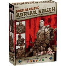 Zombicide Black Plague - Special Guest Adrian Smith (Multiidioma)
