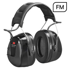 Peltor WorkTunes Pro FM Radio - casque antibruit radio