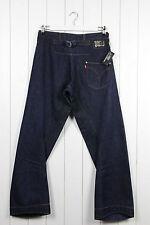 Levi's L32 Herren-Jeans aus Baumwolle mit hoher Bundhöhe