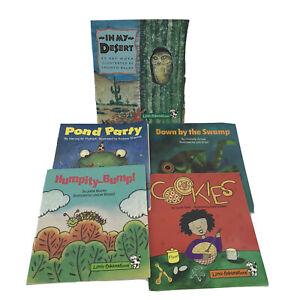 Phonics Learning to Read Bundle - Little Celebrations - Lot of 5 Paperbacks -s
