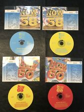 Jukebox Title Cards & Cds X 4, NSM, Rowe Ami, Laserstar, Hyperbeam Performer Etc