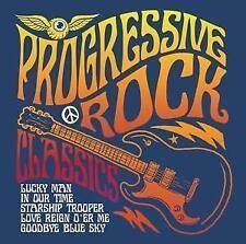 Progressive Rock's Rock Musik-CD-Classics-Label