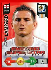 SOUTH AFRICA 2010 - Adrenalyn Panini - Card ENGLAND SUPERSTAR - LAMPARD