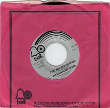 DAWN, featuring Tony Orlando  (It Only Hurts When I Try To Smile)  Bell 45,450