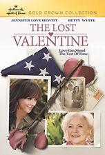 THE LOST VALENTINE DVD - SINGLE DISC EDITION - NEW UNOPENED - HALLMARK