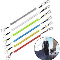 de la cuerda elastica Equipo de seguridad herramienta Portable pesca Lanyards