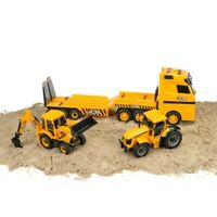 JCB Heavy Load Transporter, Tractor and Backhoe Loader