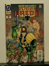 Judge Dredd #1 August 1994
