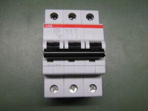 Sicherungsautomat ABB S203-C32 / 32A / 3-polig Leitungs-Schutzschalter