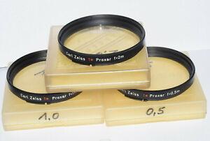 Hasselblad Carl Zeiss T* B60  Proxar f=0,5m  f-1m f=2m Mint