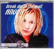 ANOUK Break Down The Wall CD EP PEPSI
