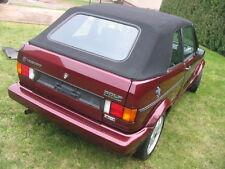 VW Golf 1 Cabriolet Hatch Door Seal Tailgate Gasket Yr 79-93