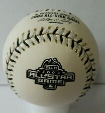 2003 MLB ALL STAR GAME BASEBALL CHICAGO CELLULAR FIELD RAWLINGS new in cube