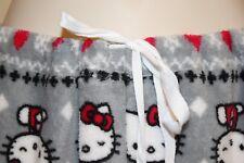 Hello Kitty by Sanrio Gray Grey Pajama Pants H82111X $35.00 2X Women's Sleepwear