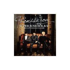 K-Pop Super Junior-K.R.Y [Promise you](Winter Concert Memorial Single)(SJKRY01A)