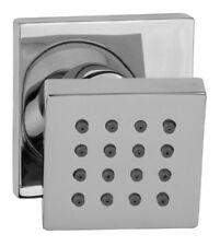Luxury Body Shower Jet Square Design Swivel Adjustable Direction Spray