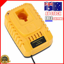 AU!!! Battery Charger for DEWALT DW9057 DC9071 DC9091 DC9096 7.2V-18V Battery