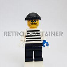 LEGO Minifigures - 1x ixs002 - Brickster - Extreme Stunts Omino Minifig Set 6740