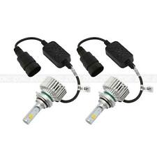 2PCS Yellow White 160W 16000LM HB4 9006 LED Car Headlights HID Conversion Kit