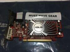 Asus ATI Radeon HD5450 512MB PCI-E Video Card VGA DVI-D HDMI EAH5450 SILENT