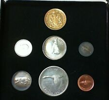 1967 CANADA PROOF $20 GOLD COIN SET WITH OUTER CASE