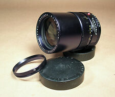 Leica Elmarit-R 135mm f/2.8 R-Mount 3-Cam Telephoto Lens - CLEAN GLASS!