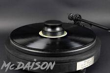 McDAISON CLAMP 418gr NERO + COFANETTO DELUXE peso x piatto giradischi LP vinile