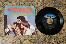 THE MONKEES DAYDREAM BELIEVER/RANDY SCOUSE GIT, ARISTA RECORDS 45RPM, 1986.