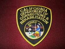 California Department of Corrections and Rehabilitation  Shoulder Patch