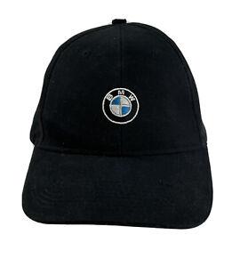 BMW Lifestyle Automotive Unisex Black Adjustable Cap Hat