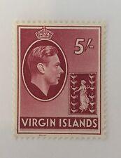 Virgin Islands Sg 119 Mint Cat £70