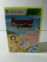 Adventure Time: Finn & Jake Investigations Xbox 360 complete in box CIB