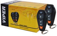 NEW VIPER 350 Plus Car Alarm With Keyless Entry 1-Way/Viper Alarm System/ 3105V