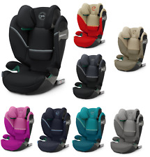 Cybex Solution S i-Fix fotelik samochodowy car seat 15-36 kg 100-150 cm ISOFIX