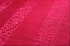 RED 1mX1.6m Auto RECARO Fabric Racing Car Seat Cover Cloth Decoration Material