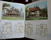 Scientific American 1892 Home Building Edition 6 monthly issues 12 color plates