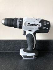 Makita DHP453 LXT 18V Li ion Cordless 2 speed Combi Hammer Drill Driver Tool VGC