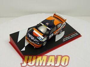 RES18 voiture 1/43 IXO altaya SEAT de Rallye: SEAT Cordoba WRC REPSOL 2001