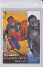 2008-09 SkyBox Allen Iverson CU