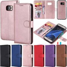 Magnetic Removable Wallet Leather Flip Case Cover For Samsung S10 S9 S8 S7 Note9