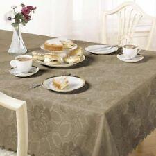 100% Polyester Floral & Nature Rectangular Tablecloths