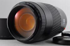 [MINTY] Sony / MINOLTA AF ZOOM 75-300mm F/4.5-5.6 MACRO w/ Hood from Japan
