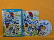 wii U SMURFS 2, THE Game *x Action Adventure Platformer UBISOFT Nintendo PAL UK