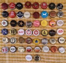 50 Different Beer Bottle Caps/tops/lids